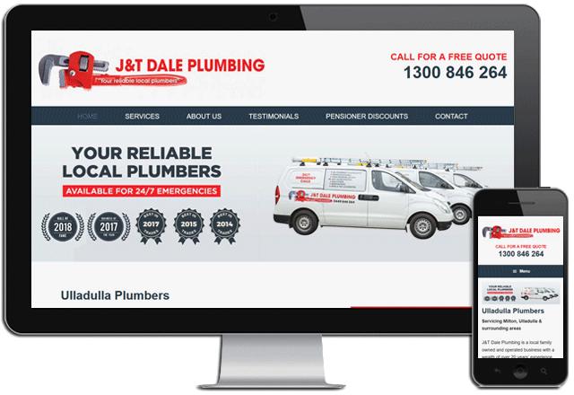 J & T Dale Plumbing