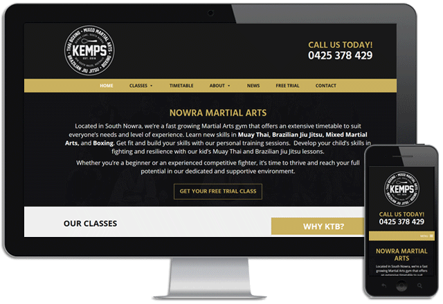 Kemps Martial Arts