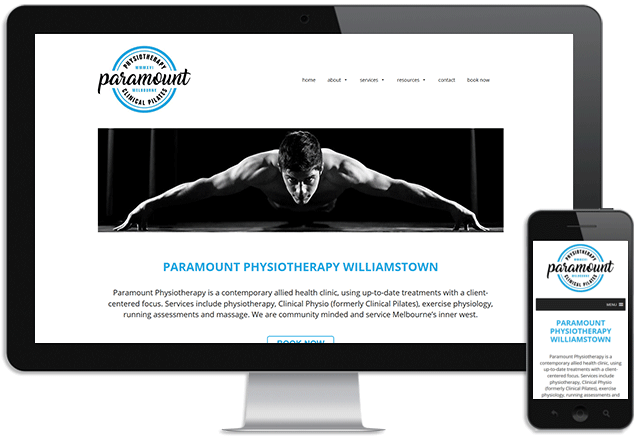 Paramount Physiotherapy
