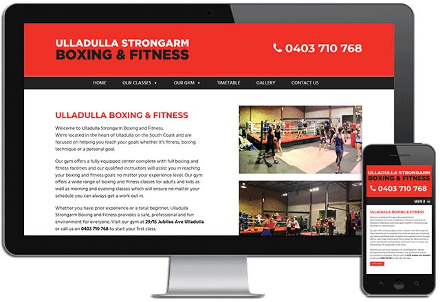 Ulladulla Strongarm Boxing